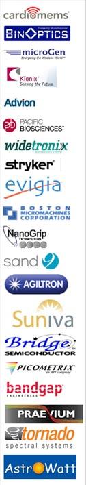 Small company logos